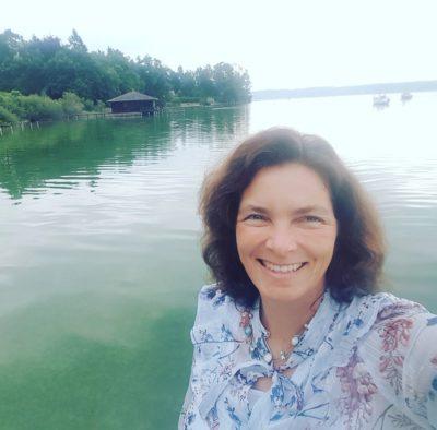 Blick auf den Starnberger See.