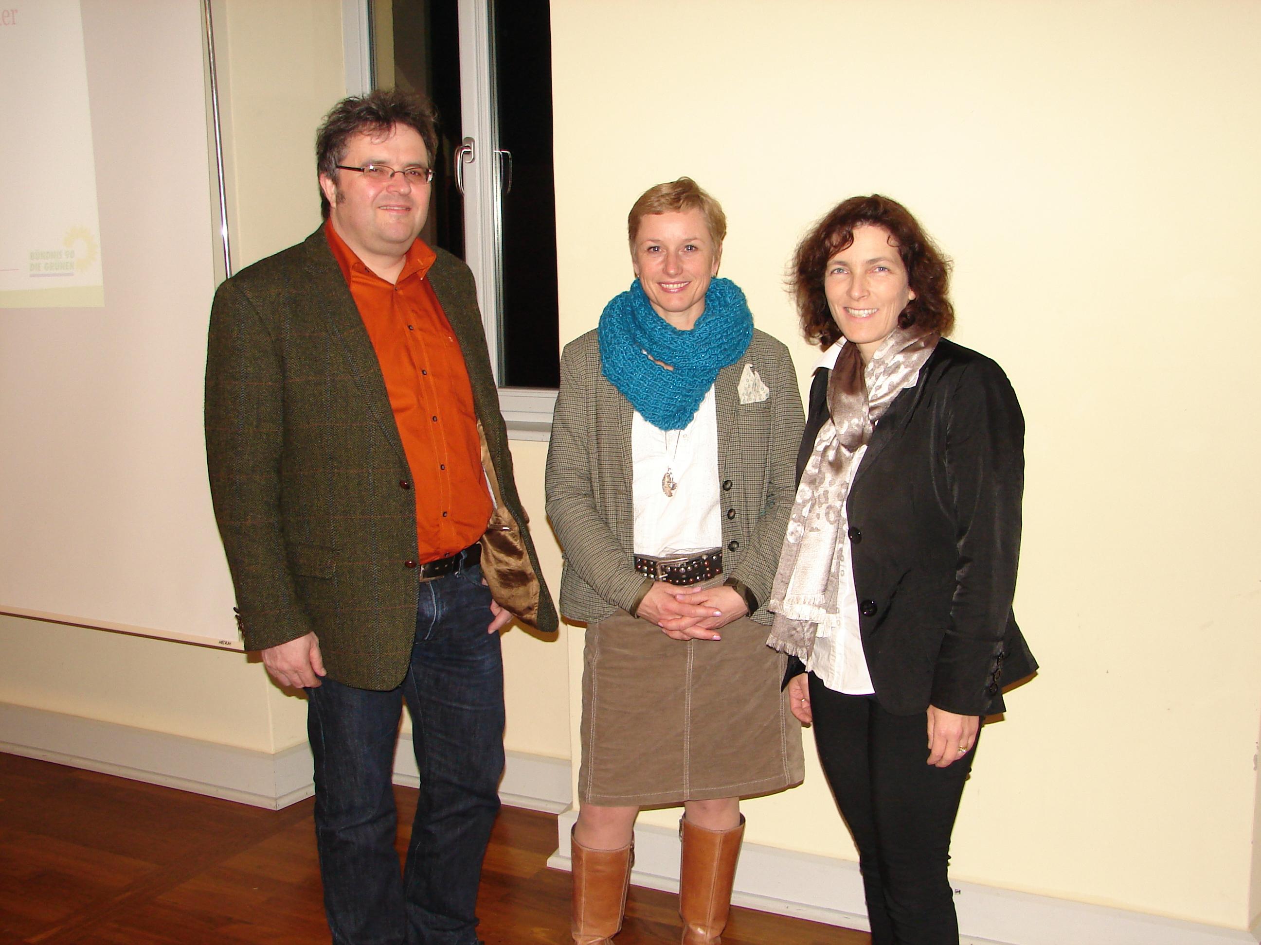 Veranstaltung mit Elisabeth Scharfenberg
