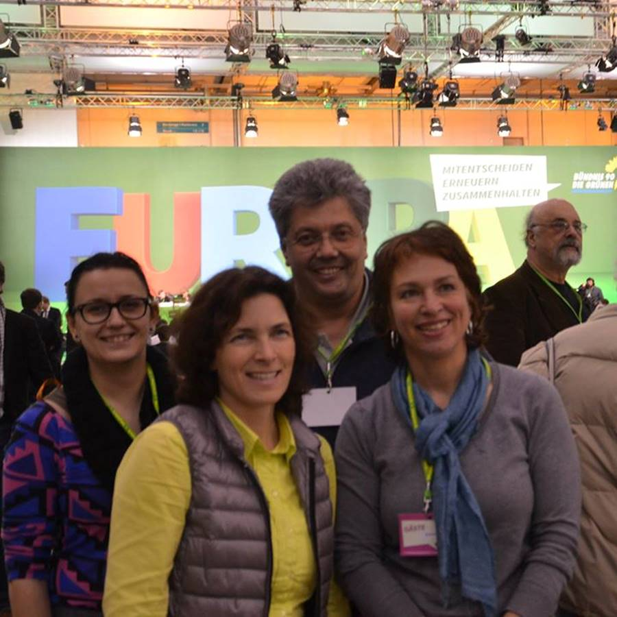 Bundesdelegiertenkonferenz Februar 2014 in Dresden