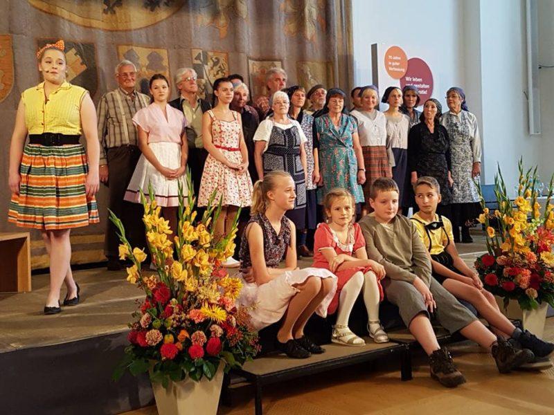 Bei der Verleihung des Bayerischen Bürgerpreises