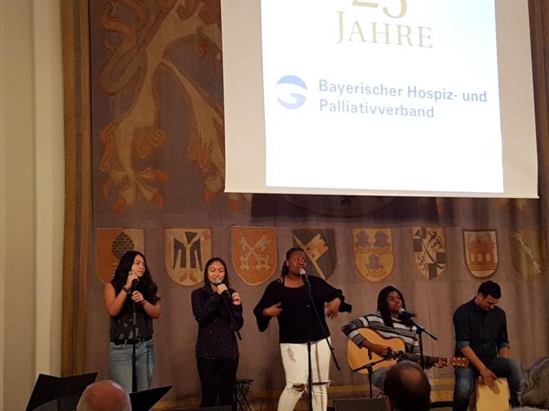 Feier des Bayerischen Hospiz- und Pflegeverbands