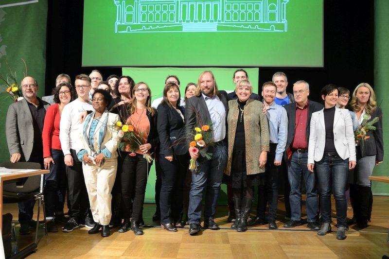 Die Kandidat*innen für die Bundestagswahl.