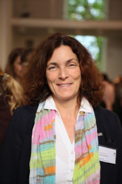 Kerstin Celina bei der Jubiläumsfeier von In Via. Herzlichen Dank an Sanne Kurz für das Foto.
